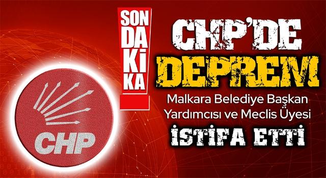 Nuran Başkütük; Malkara Belediye Başkan Yardımcılığından ve CHP'den İstifa Etti