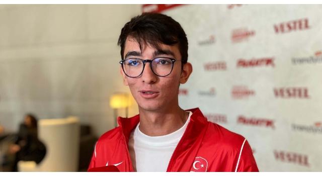 Milli okçu Mete Gazoz: Paris Olimpiyatları'nda bir ilke imza atmak istiyoruz
