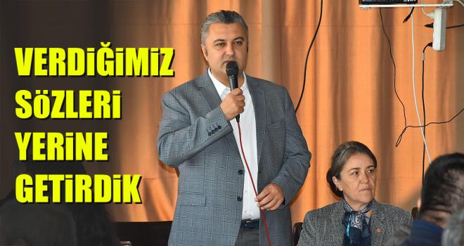Başkan Yurdakul, CHP'lilerle Kahvaltıda Bir Araya Geldi