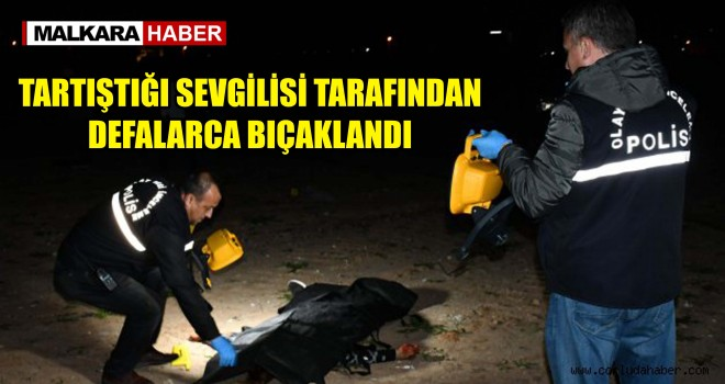 Tekirdağ'da Yine Bir Kadın Cinayeti