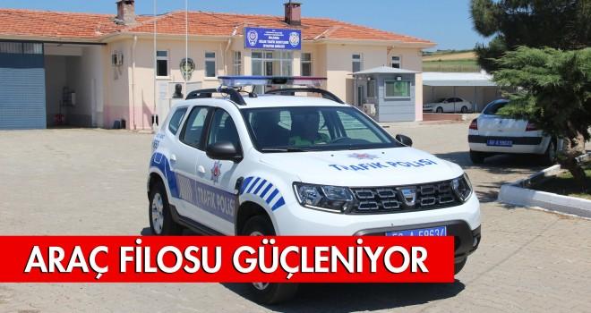 Polis'e Yeni Araç