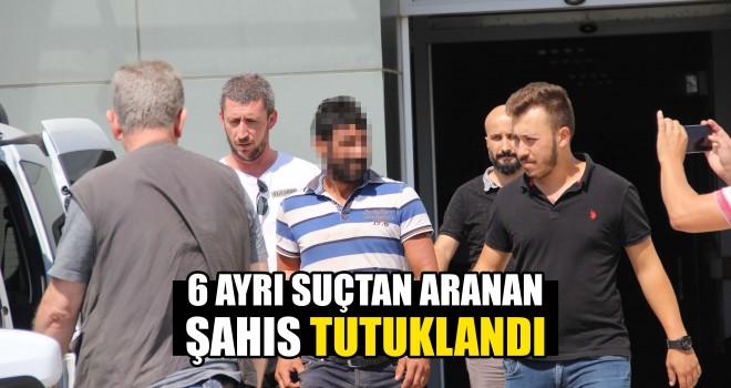 Hırsızlık ve Sözlü Taciz Şüphelisi Tutuklandı