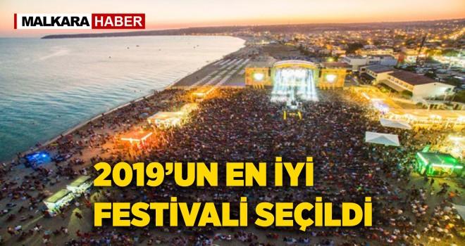 Trakya Müzik Festivali 2019 Yılının En İyi Festivali Seçildi