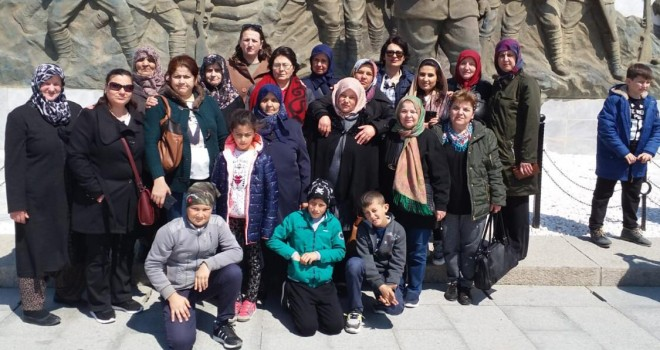 Tekirdağ DSYB'den Çanakkale Gezisi