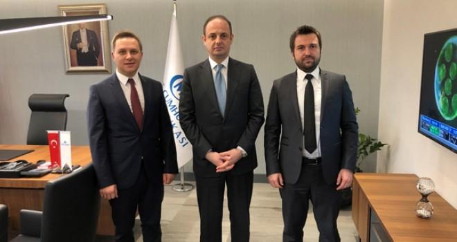Tekirdağ'lı Bürokratlar Ankara'da Buluştu