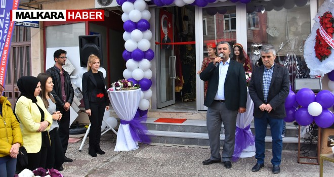 Hanedan Giyim Malkara'da Açıldı