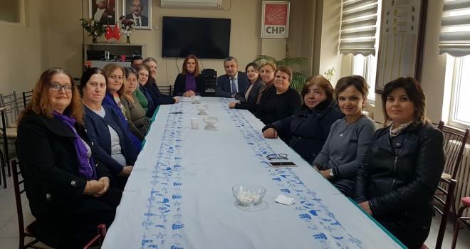 CHP'den Kadın Hakları Günü Açıklaması