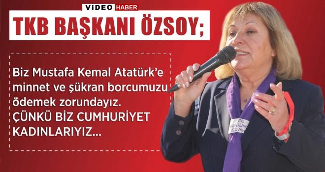 Türk Kadınının Seçme ve Seçilme Hakkı Malkara'da Kutlandı