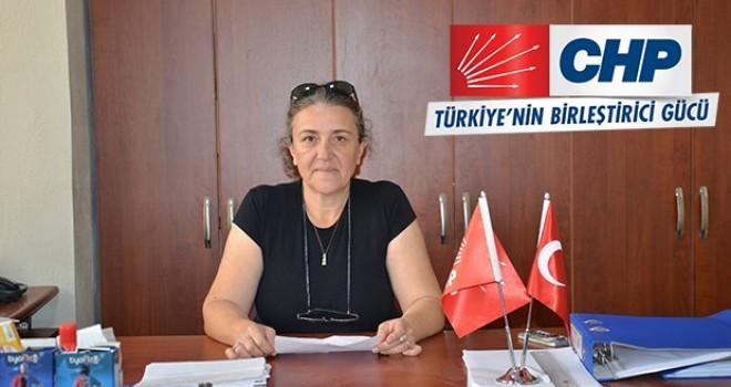 CHP İlçe Başkanı Hülya Ertan; 'Biz Bir Olduk, Birlikte Kazandık'