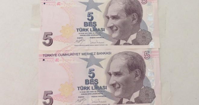 Bayram Öncesi 5 Liralık Banknot Sıkıntısı