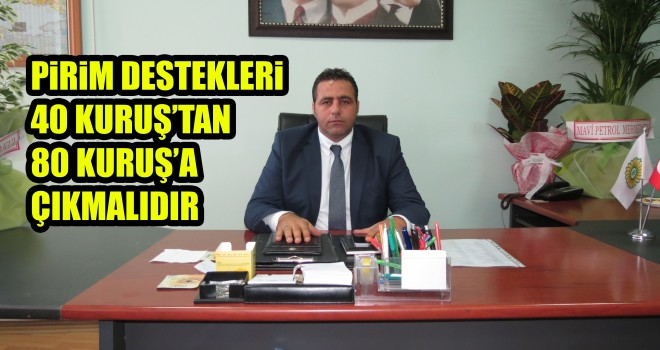 Yağlı Tohumlar Başkanı Özkan; Üreticilerimizin Sorunlarını Dile Getirmekle Yükümlüyüz