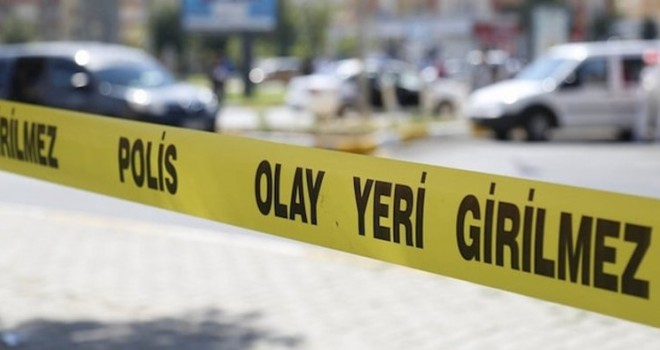 Tekirdağ'da Tartışığı Kızını Öldürdü