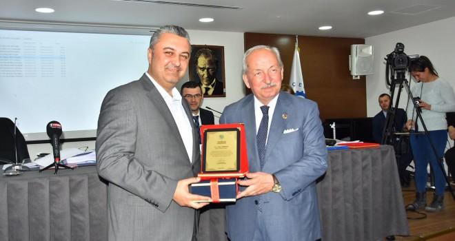 Tekirdağ Büyükşehir Belediyesi Son Meclis Toplantısı Gerçekleştirildi