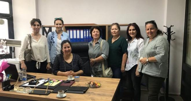 Meclis Başkanından Kadın Girişimcilere Ziyaret