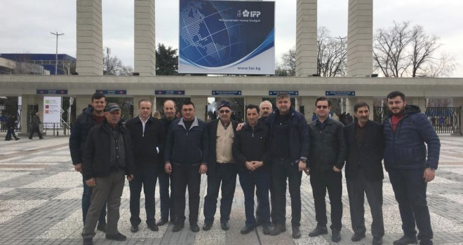 Tekirdağ DSYB'den Bulgaristan Gezisi
