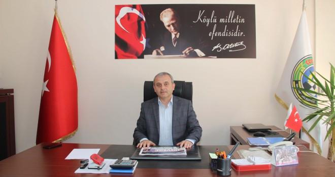 Başkan Yardımcısı Ersin Kaçar'dan açıklama