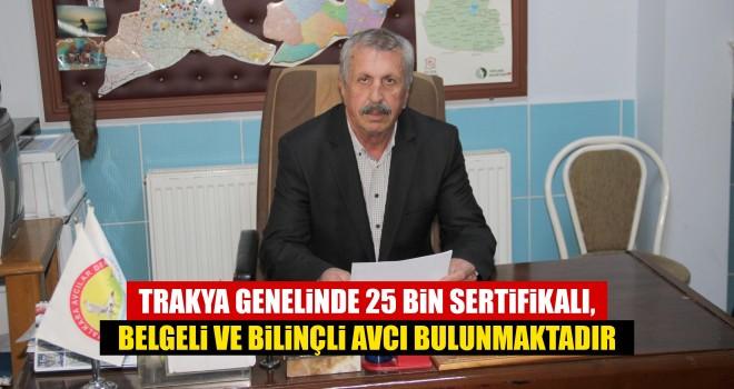 Akçay; 'Türk Avcısına İftira Atılıyor'