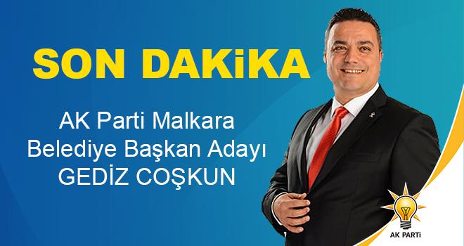 Son dakika... AK Parti'nin Malkara Belediye Başkan Adayı Belli Oldu