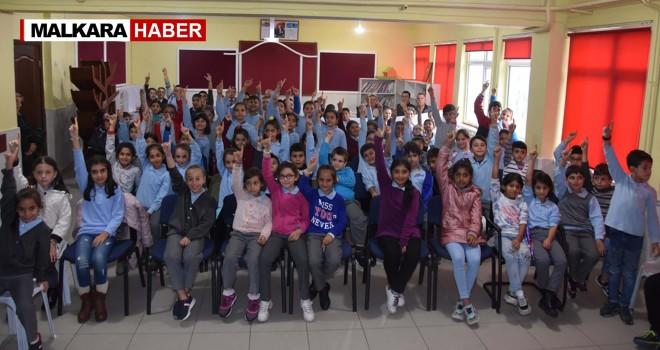Çocuklara Yerel Demokrasi Eğitimi Verildi