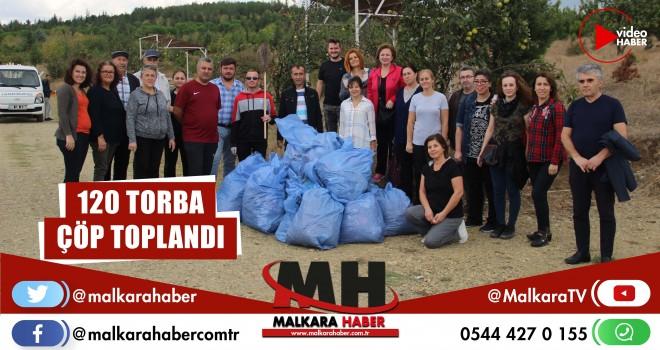Malkara'da Çevre Temizlik Etkinliği Düzenlendi