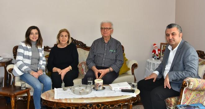 Geçmiş Dönem Belediye Başkanlarına Vefa Ziyareti
