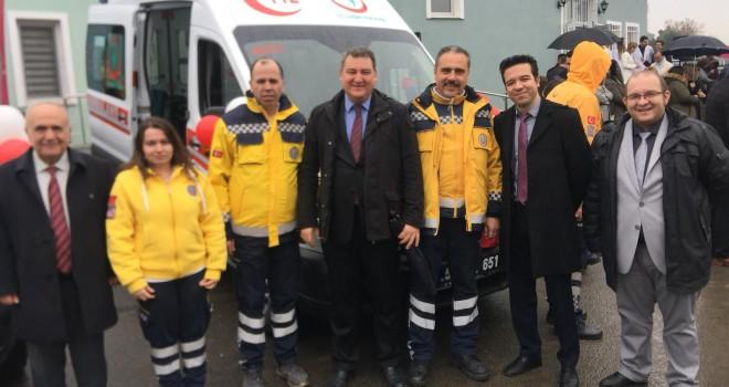 Malkara Yeni Ambulans