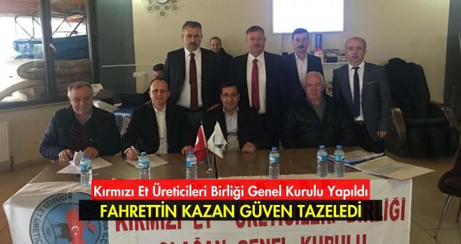 Fahrettin Kazan Güven Tazeledi