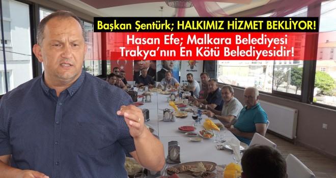 Malkara'nın Sorunları Masaya Yatırıldı