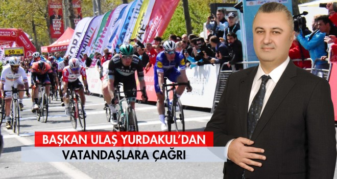 Cumhurbaşkanlığı Bisiklet Turu Malkara Sınırları İçinden Geçecek