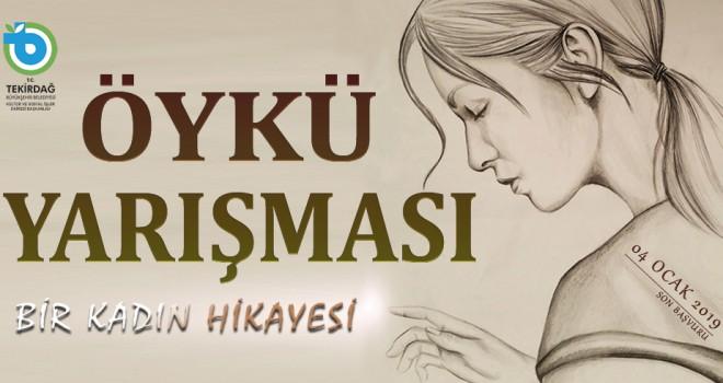 Tekirdağ'da Kadın Öyküleri Yarışması