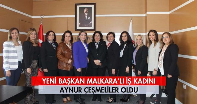 Kadın Girişimciler Başkanı'nı Seçti