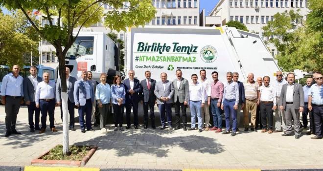 Süleymanpaşa Belediyesi'nden Keşan Destek