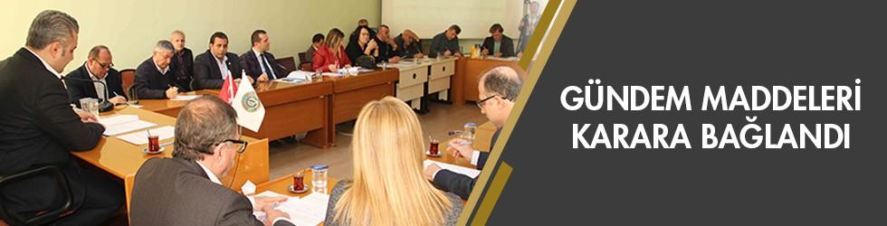 Malkara Belediyesi Meclis Toplantısı Yapıldı