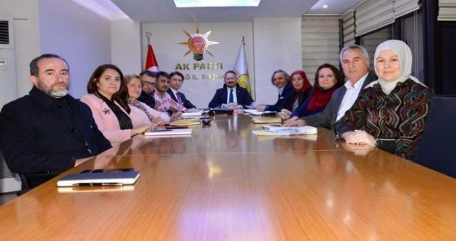 AK Parti'de 6 İl Başkan Yardımcısı Değişti