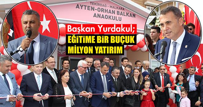 Beşiktaş Başkanı Fikret Orman Malkara'da