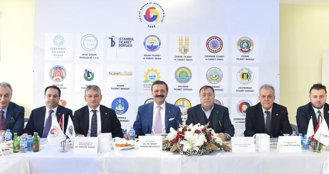 UMAT GTİ Genel Kurulu İpsala'da Yapıldı