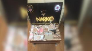 Annesinin Kömürlüğüne Uyuşturucu Saklayan Kişi Tutuklandı
