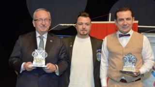 Başkan Albayrak'a Üstün Hizmet Ödülü