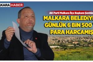 Başkan Şentürk; Malkara Belediyesi'nin Toplam Borcu 55 Milyon TL