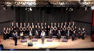 Çerkezköy Türk Müziği Korosundan Muhteşem Konser