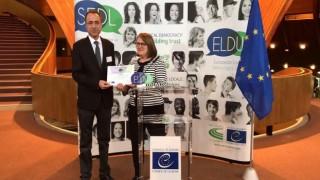Tekirdağ Büyükşehir Belediyesi'ne 'yılın partneri' ödülü