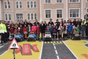 """Yeni Mahalle'ye """"Çocuk Trafik Eğitim Parkı"""""""