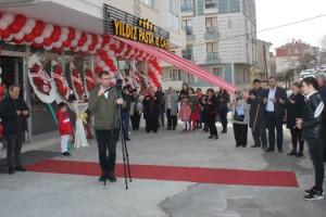 Yıldız Pasta Cafe Malkara'da Açıldı