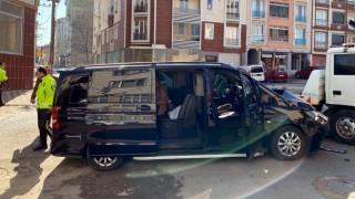 AK Parti Milletvekili Koncagül, kazada hafif yaralandı