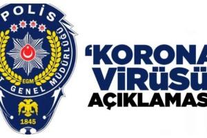 Emniyetten 'koronavirüsü' açıklaması: Hemen yakalanacaklar...