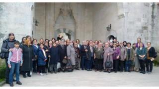 Kadınlar, II. Bayezid Külliyesi Sağlık Müzesi'ni ücretsiz gezdi