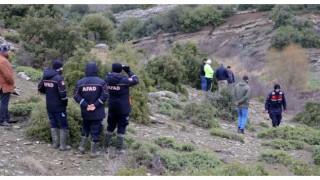 Kayıp kişinin ormanda cansız bedeni bulundu