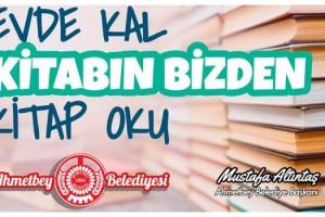 Kırklareli'de evlere ücretsiz kitap servisi