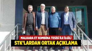 Malkara Et Kombina Tesisinin Hakkında STK'lardan Ortak Açıklama