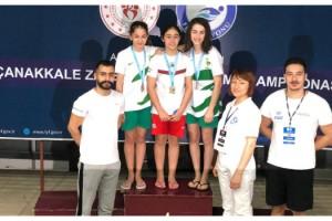 Samsunlu Sporcular Çanakkale Zafer Kupasında Madalyaları Topladılar